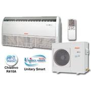Podstropní parapetní klimatizace UnitarySmart HCFU-28H1/R2