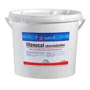Chlorové tablety 10 kg - Titanocal