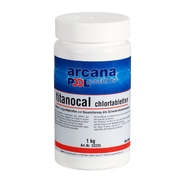 Chlorové tablety 1 kg - Titanocal