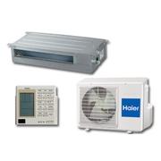 Klimatizační kanálová jednotka nízká 3,5 kW 30 Pa