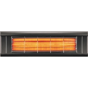 IQtherm AERO 2500W Karbonový infrazářič black (černý)
