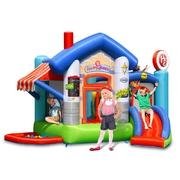 Happy Hop Skákací atrakce (hrad) - Veselý obchůdek s míčky