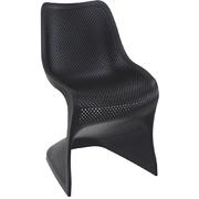 SIESTA EXCLUSIVE; Židle BLOOM černá