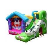 Puppy Land Pejsek skákací hrad se skluzavkou Happy Hop