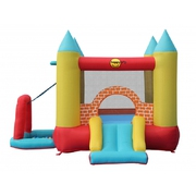 Happy Hop Nové Play centrum 4 v 1 s míčky, skákací hrady Happy Hop