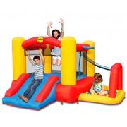 Happy Hop Dětské play centrum Fantazie 4 v 1 s míčky