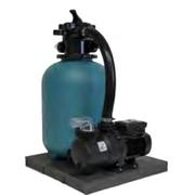 BAZENY-OBCHOD Aqua Nox 350 30 8 M Písková filtrace