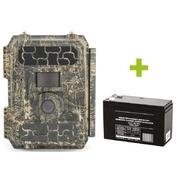 Fotopast OXE Panther 4G + externí akumulátor a napájecí kabel