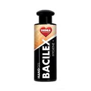 Dedra Čisticí gel na ruce s vysokým obsahem alkoholu, 100 ml, HANDGEL BACILEX HYGIENE