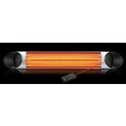 Karbonový infrazářič Thermowell Veito Blade Silver