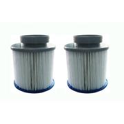 Kartušový filtr pro mobilní vany MSpa (2 ks)