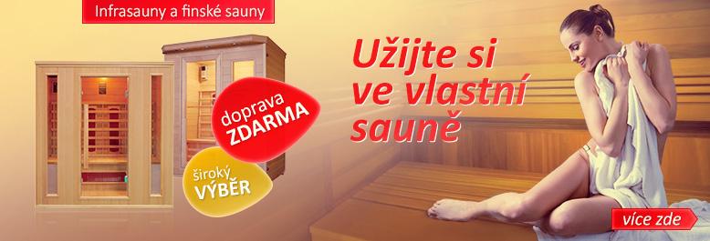 Zahradní eshop.cz - sauny
